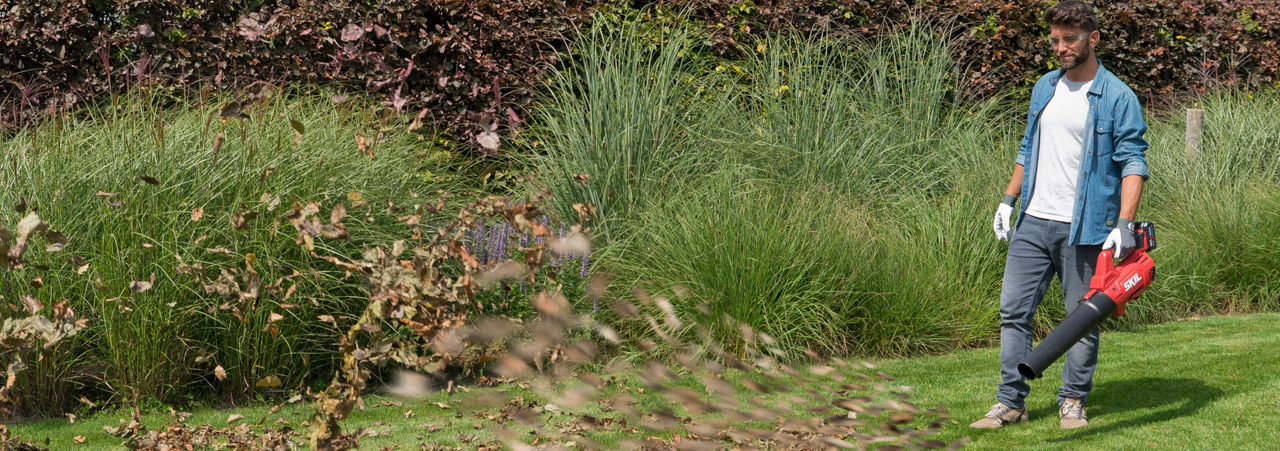 Aspirateurs souffleurs de jardin