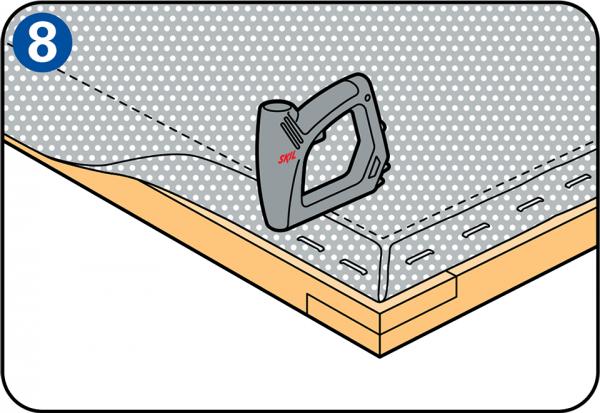 fabriquer une moustiquaire pour porte fen tre. Black Bedroom Furniture Sets. Home Design Ideas