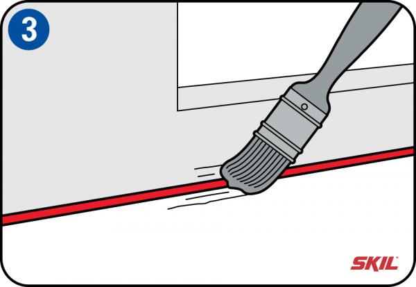 Extreem Siliconenkit aanbrengen met een kitpistool QG14