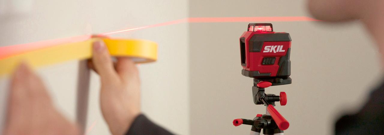 Laser / meetinstrumenten