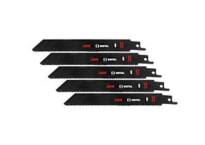 SKIL Set van 5 BIM zaagbladen voor metaal