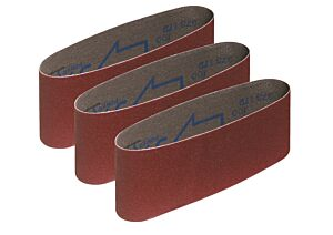 SKIL Schuurbanden (3x korrel 80)