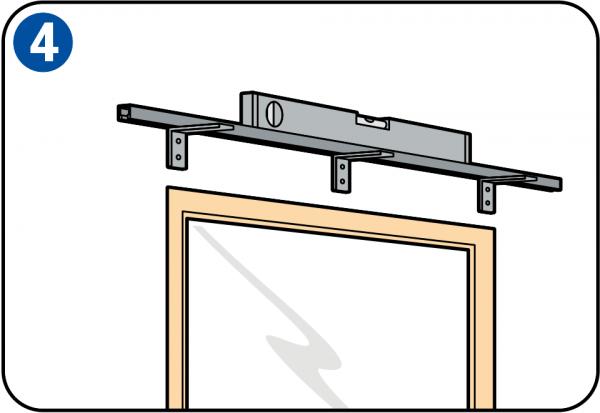 verticale lamellen ophangen en op maat maken. Black Bedroom Furniture Sets. Home Design Ideas
